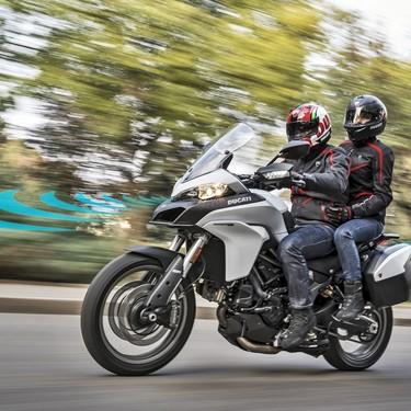 Ducati presentará en 2020 un modelo con dos radares para reducir los accidentes en moto