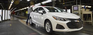 El Chevrolet Cruze deja de fabricarse y pone fin a 49 años de compactos en Chevrolet