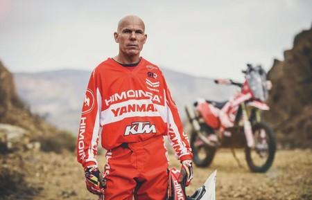 Antonio Ramos Dakar 2017 2