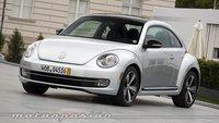 Volkswagen Beetle, presentación y prueba en Berlín (parte 1)