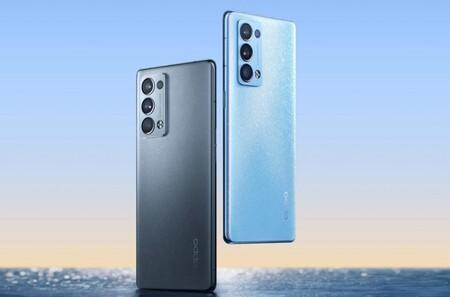 Nuevos OPPO Reno6 Pro y Pro+: dos mellizos 5G de alta potencia, carga ultra-rápida y pantallas de 90Hz