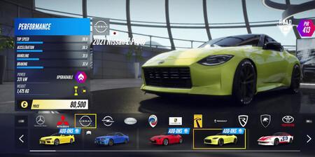 ¿450 hp para el Nissan 400Z? un videojuego pudo haber filtrado la cifra oficial