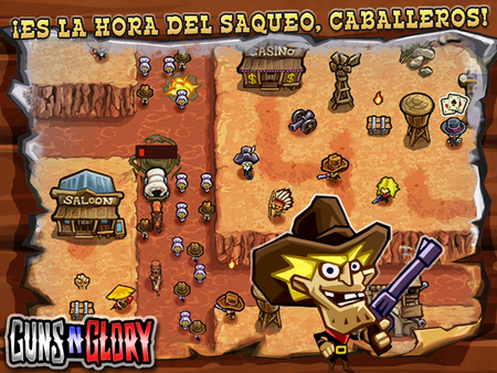 Ofertas de la semana en Google Play: Guns'n'Glory Premium y Tiny Planet Fx Pro rebajados a 0,10 euros