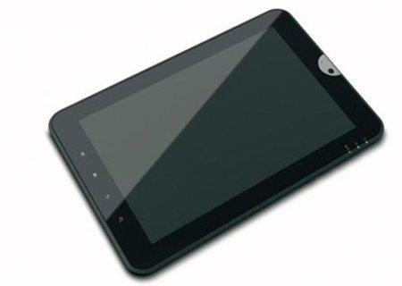 El nuevo tablet de Toshiba llegará en Junio y con Android 2.4