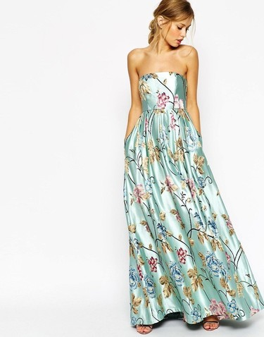 Asos Salon, los vestidos más románticos de la temporada