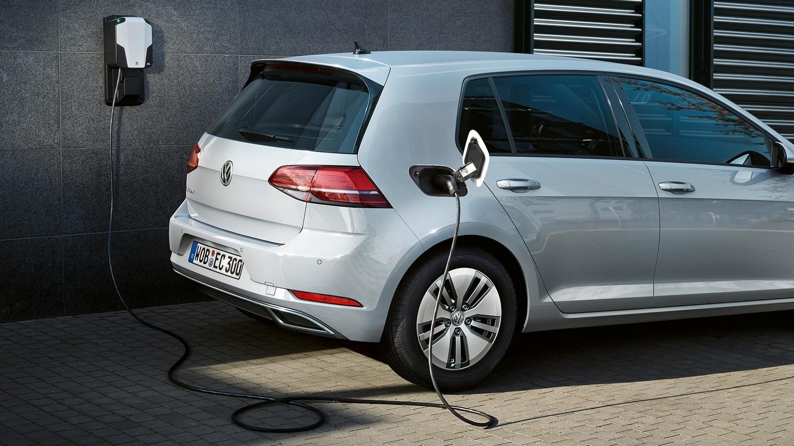 Foto de Volkswagen e-Golf (6/23)