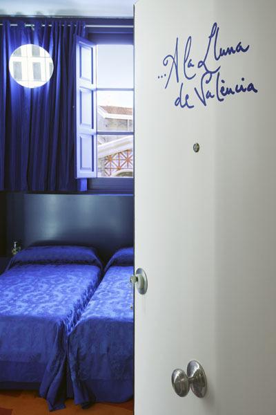 Foto de Hotel La Casa Azul Valencia (1/3)