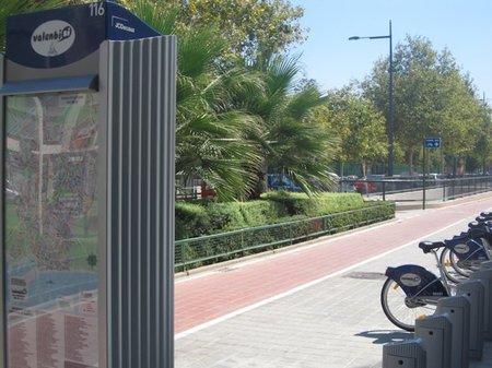 Valenbisi, di sí a la bicicleta en Valencia