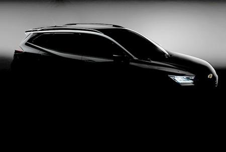 Chevrolet Tracker Teaser