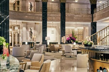 Hotel complejo Canalejas Madrid