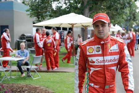 Felipe Massa, sorprendido con el ritmo de Red Bull en Australia