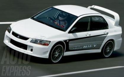 Mitsubishi Lancer Evo MIEV