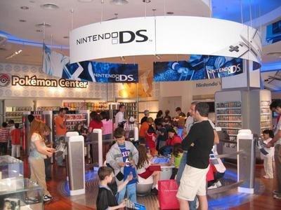 La tienda de Nintendo abre sus puertas