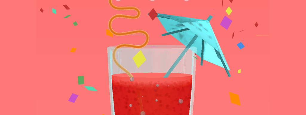 So is 'Blendy! - Juicy Simulation', the game of making juices that accumulate as many downloads as bad ratings