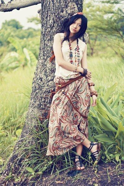Melinda sandalia romana