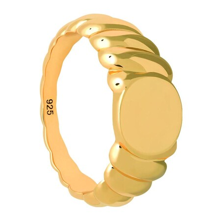 Signetringg 1944xhttps://www.astridandmiyu.com/collections/rings/products/rope-signet-ring-in-gold