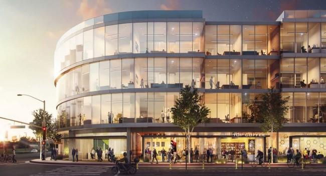 Apple Building Culver City1