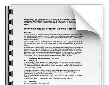 """La EFF califica a Apple como """"un celoso y caprichoso señor feudal"""" por sus contratos en la App Store"""