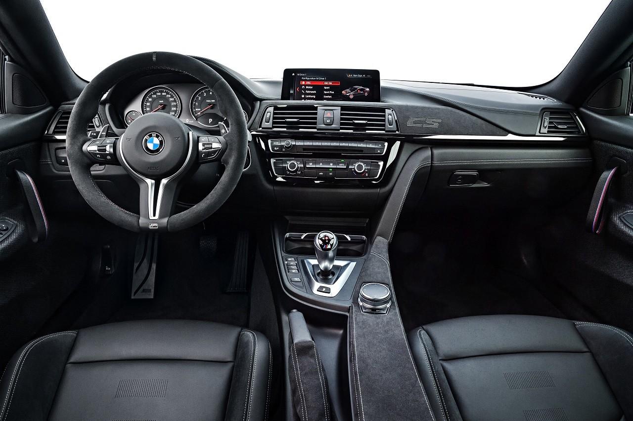 Foto de BMW M4 CS 2018 en México (3/10)