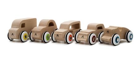 Regalos para apasionados del motor Coches de juguete Citroën