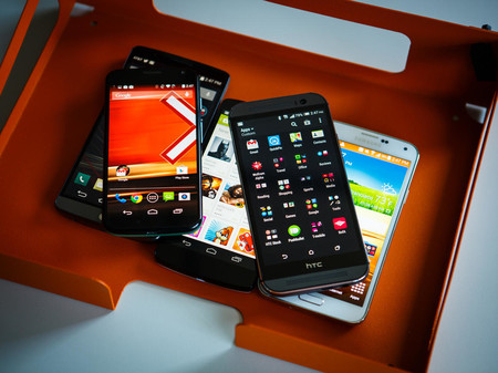 Smartphones Gama Baja Mexico 3500 Pesos