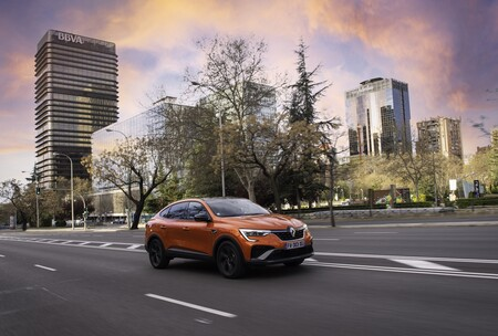 Renault Arkana E Tech 2021 Prueba 031