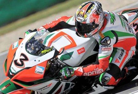 Superbikes República Checa 2010: Max Biaggi gana la segunda carrera en su circuito talismán