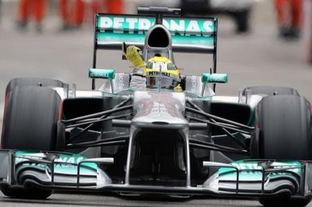 Mi Gran Premio de Mónaco 2013: Nico Rosberg dirige la carrera