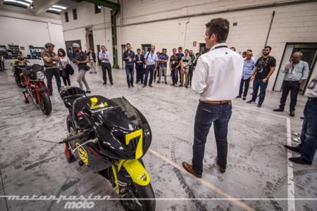 Bultaco Brinco Presentacion Fabrica Y Prueba 07 A