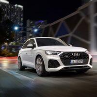 El Audi SQ5 TDI se renueva: el mismo SUV deportivo ahora es mild hybrid, más techie y se queda con 341 CV