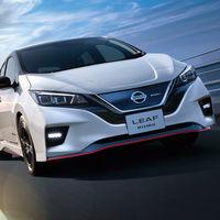 Nissan Leaf Nismo: que sea eléctrico no significa que tiene que ser totalmente dócil