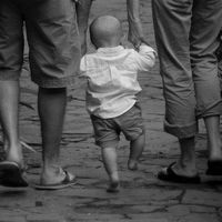 Seis cosas a tener en cuenta cuando nuestro hijo empieza a caminar