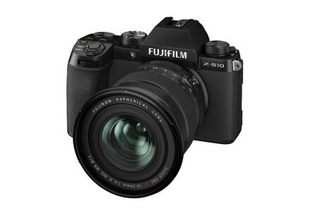 Fujinon Xf10 24mm