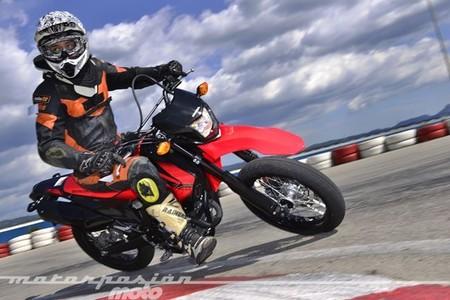 Honda CRF250M, prueba (valoración, vídeo, galería y ficha técnica)