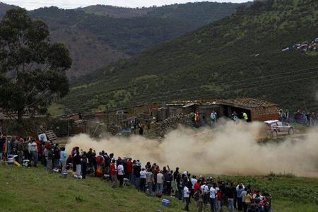 Nitro vuelve a tomar el pelo a la afición del WRC