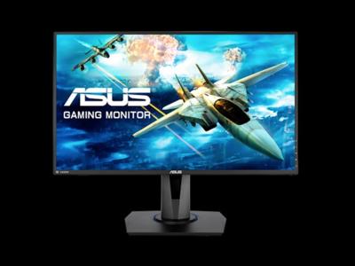El Asus VG275Q quiere hacerse un hueco entre los monitores gaming luciendo unas prestaciones bastante ajustadas