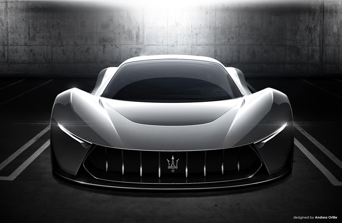 Foto de Hiperdeportivo Maserati - Recreación (9/10)