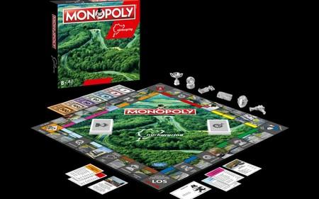 Monopoly edición Nürburgring te lleva a un nuevo mundo de competencia