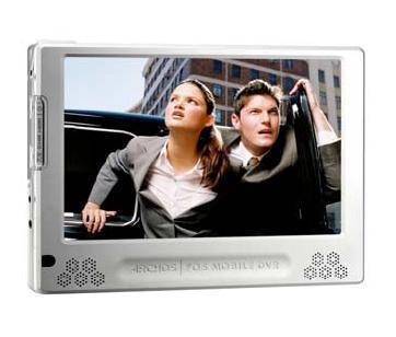 [IFA 2007] Archos 705 WiFi, con 7 pulgadas de pantalla