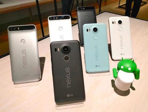 Del One a los 5X y 6P, así han evolucionado los precios de los Nexus a lo largo de los años