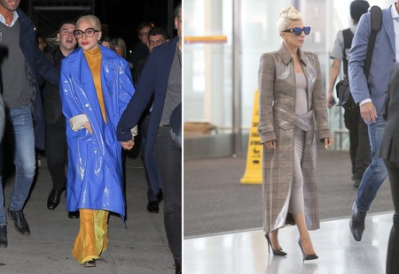 Lady Gaga Trench