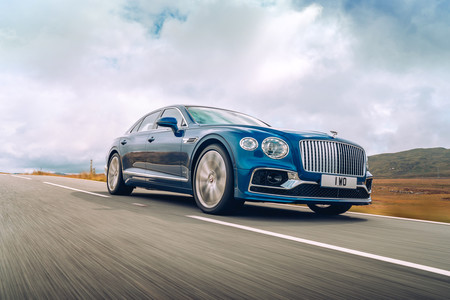 Bentley First Edition Flying Spur: El máximo exponente de la familia
