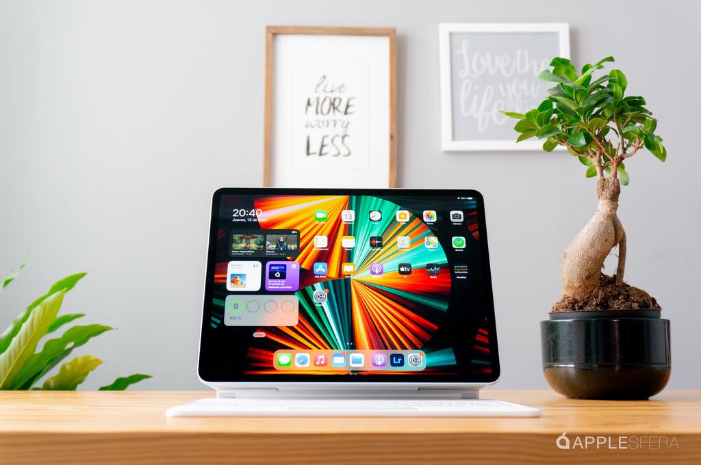 iPad Pro M1 (2021), análisis: fuerza y experiencia