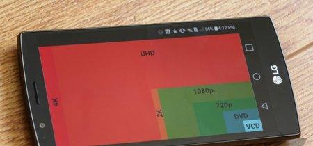 Android M tiene una API para una salida de 4k