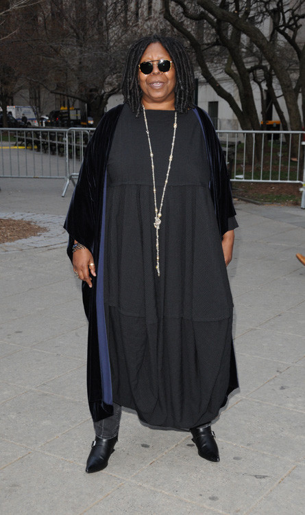 Whoopi Goldberg Vanity Fair Tribeca