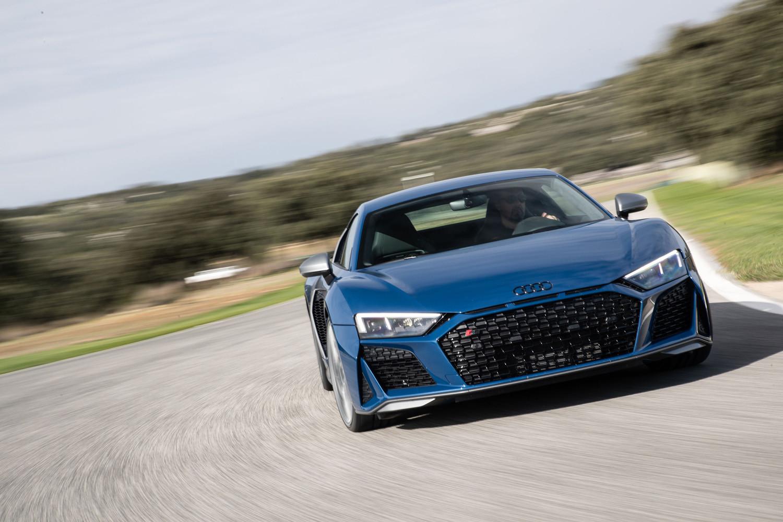 Foto de Audi R8 2019, toma de contacto (172/188)