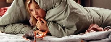 Evita convertirte en Bridget Jones: consejos para no hacer que el confinamiento acabe con tus reservas de alcohol y chocolate