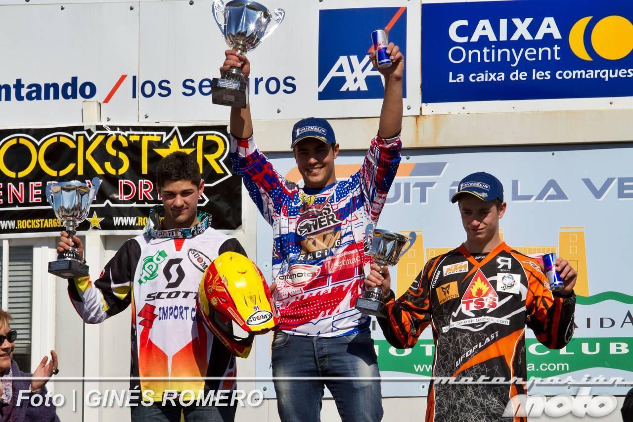 Foto de Álvaro Lozano empieza venciendo en el Campeonato de España de MX Élite 2012 (36/38)