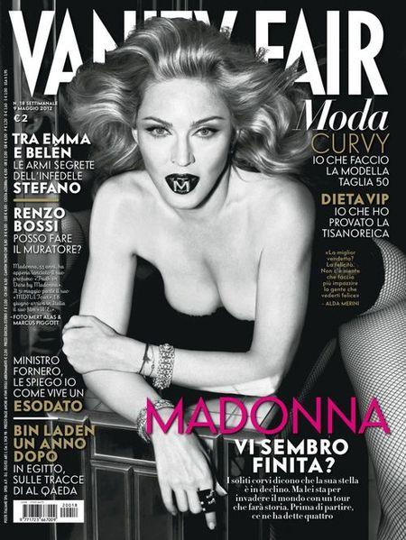 ¿Cómo quitarse años de encima? Que cuente Vanity Fair cómo lo hizo con Madonna