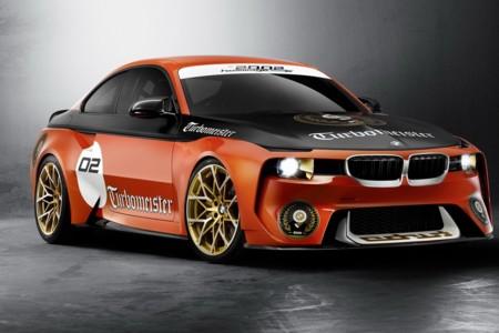 BMW retoca el 2002 Hommage para Pebble Beach y lo llama el Turbomeister